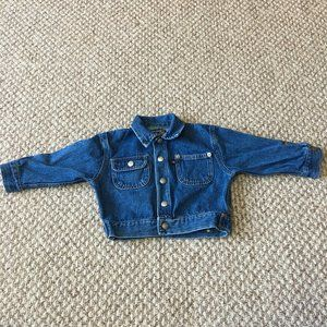 Polo Jeans CO. Ralph Lauren Kids Denim Jacket 2T